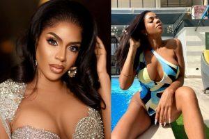 A Real Body Is A Real Body' – Fans Hail BBNaija Star, Venita Akpofure As She Shares Bikini Photos