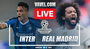 [Watch Live]: Inter Milan vs Real Madrid (UCL 2021/21)