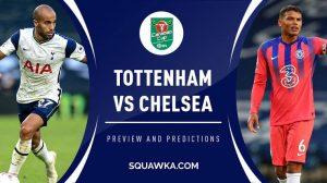 [Watch Live]: Tottenham vs Chelsea (EPL 2021/21)